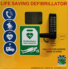 AED Storage & Accessories